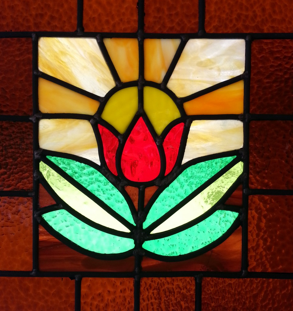 DeKok Insurance Group Inc, stained glass, Christmas